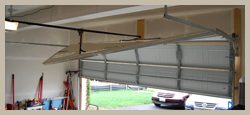 Track Garage Doors Repair Plano TX